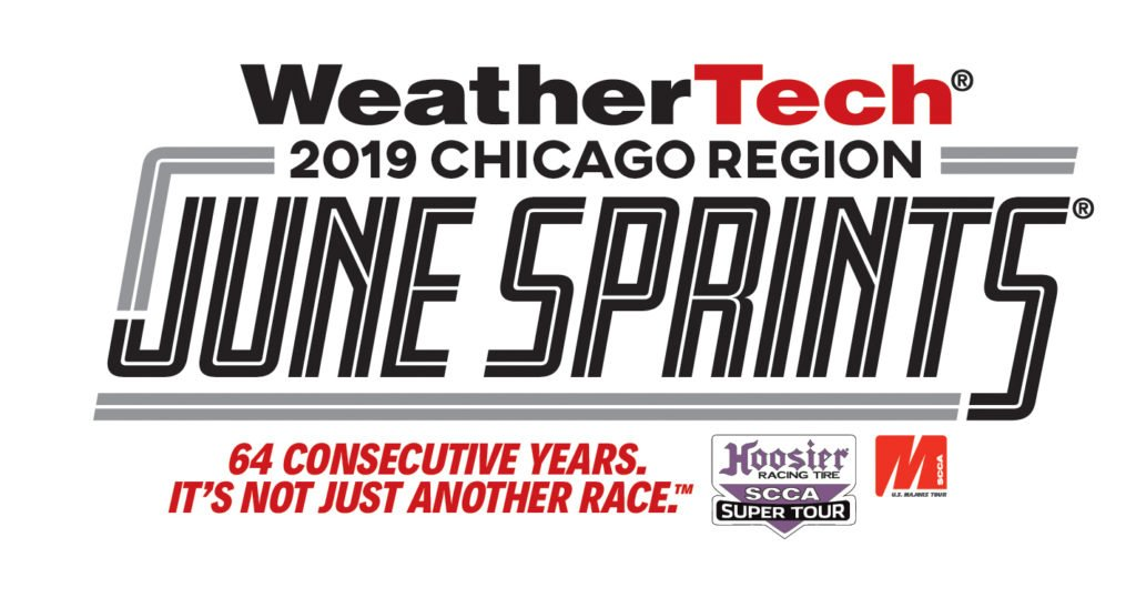 2019 JuneSprints Majors Race at Road America - Chicago Region SCCA