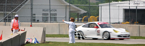 SCCA Chicago Corner Worker