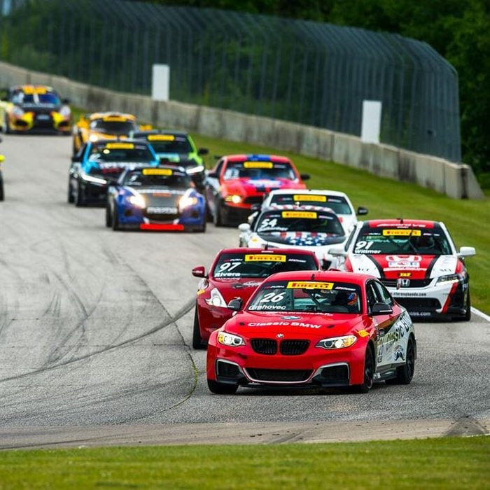 Wold Challenge Race Cars